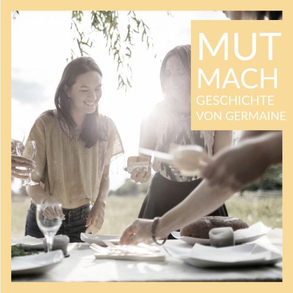 Mut-Mach-Geschichte von Stefanie