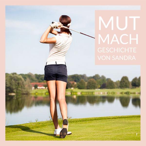 Mut-Mach-Geschichte Sandra - DIAGNOSE RHEUMATOIDE ARTHRITIS
