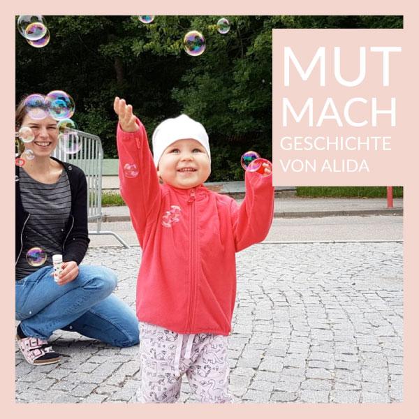 Mut-Mach-Geschichte Alida