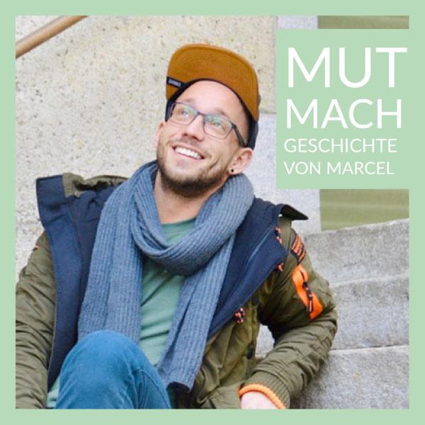 Chronisch entzündliche Darmerkrankung: Mut-Mach-Geschichte von Marcel