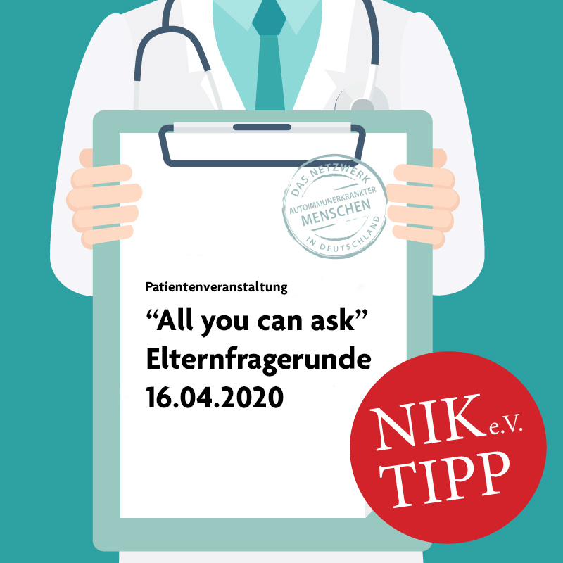 """""""All you can ask"""" – Elternfragerunde"""
