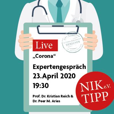 Expertengespräch zum Thema Corona und Autoimmunerkrankungen