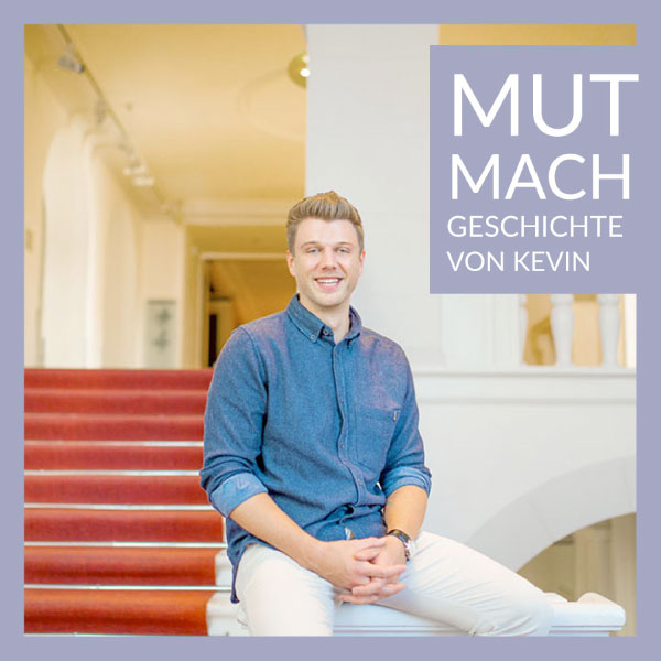 Mut-Mach-Geschichte von Kevin - Multiple Sklerose