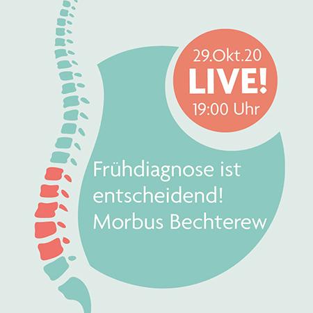 NIK e.V. - mit Experten im Gespräch - Spondyloarthritis / Morbus Bechterew: Das etwas andere Rheuma