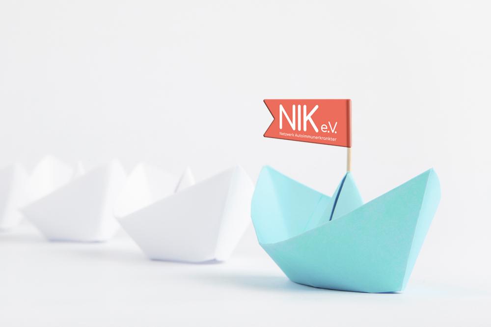 Bild - Startseite von NIK e.V.