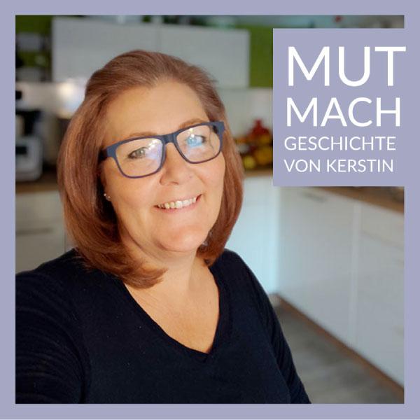 Mut-Mach-Geschichte von Kerstin - Multiple Sklerose