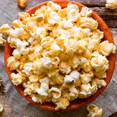 Bild zu Blogbeitrag: Rezeptidee: Gesundes Popcorn!