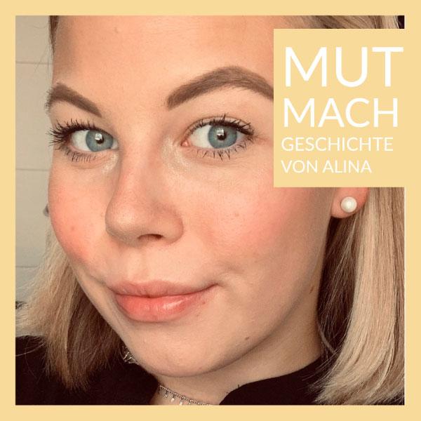 Mut-Mach-Geschichte von Alina - Neurodermitis