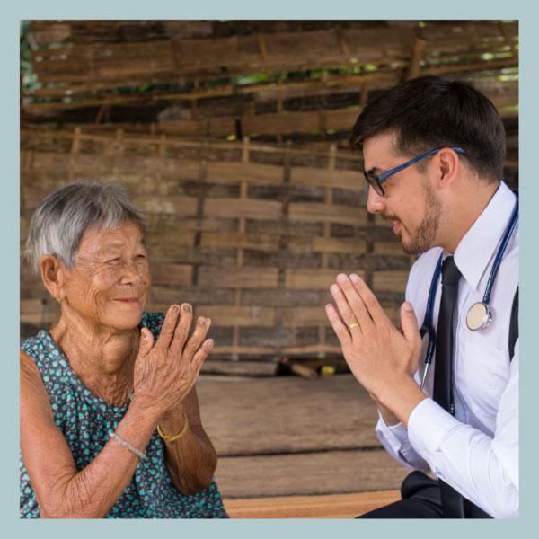 Interview mit Dr. Peer M. Aries zum Weltgesundheitstag am 7. April 2021