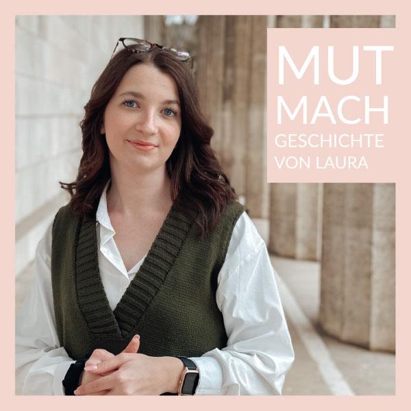 Mut-Mach-Geschichte Laura - Diagnose Rheumatoide Arthritis
